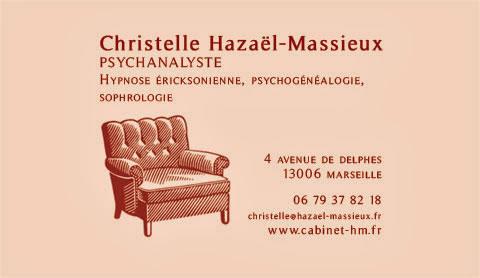 Christelle Hazaël-Massieux, Hypnothérapeute Psychanalyste Sophrologue : infos, localisation, contacts... pour ce centre de sophrologie