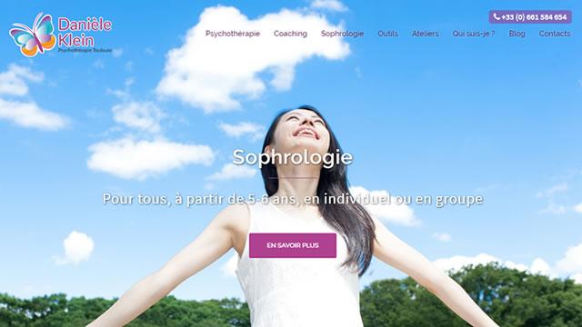Danièle Klein : praticienne en sophrologie - Toulouse : infos, localisation, contacts... pour ce centre de sophrologie