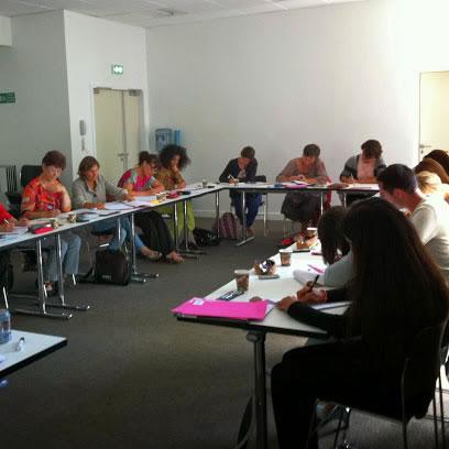 Institut National d'Enseignement de la Sophrologie Ecole de Sophrologues INES 75