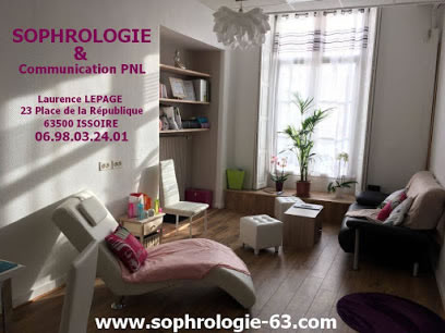 Laurence LEPAGE Sophrologue Issoire 63 63