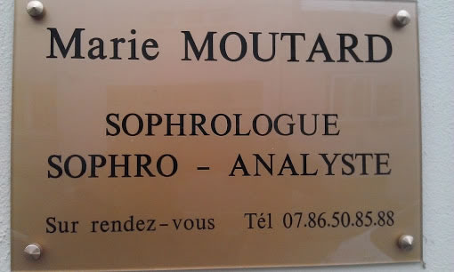 Marie MOUTARD, Sophrologue 33